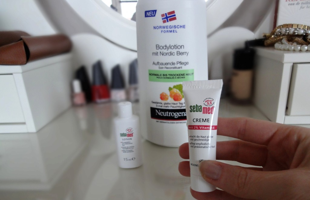 Beauty|Neutrogena and Sebamed