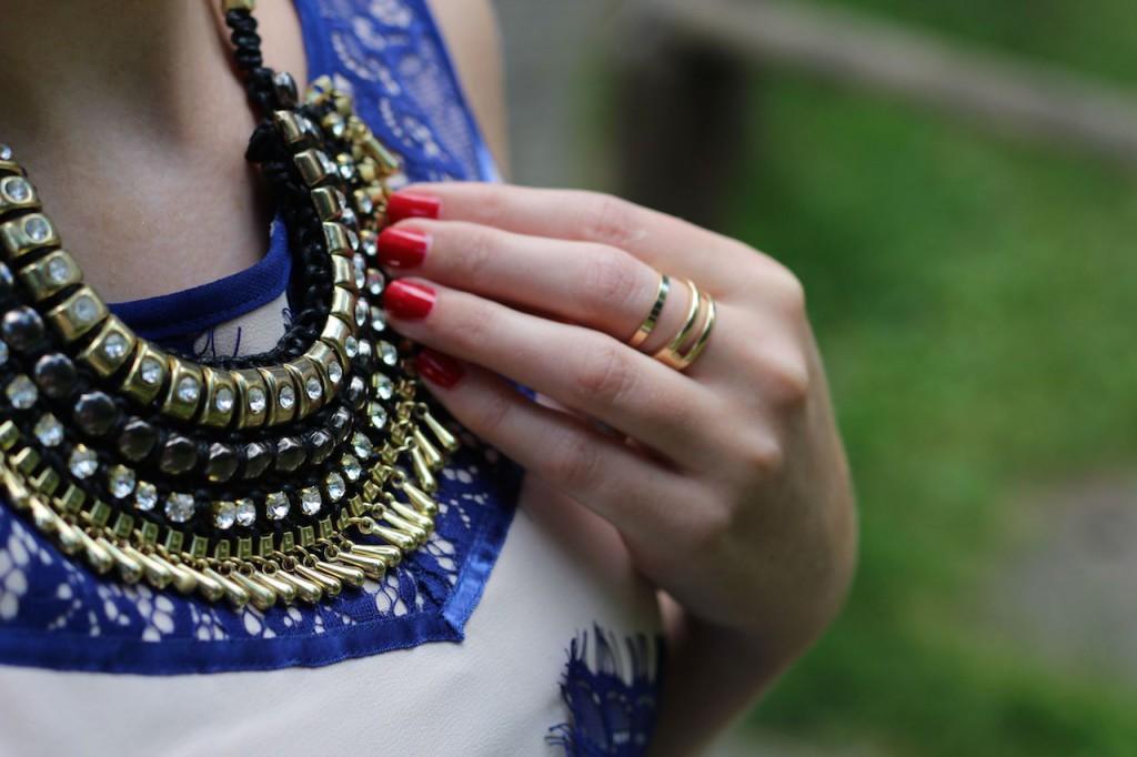 Trendfarbe im Sommer: das Sommerblau – meine Farbe