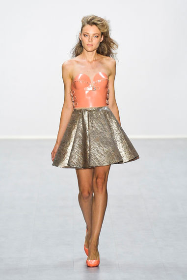 Marina Hoermanseder Fashion Week 2014