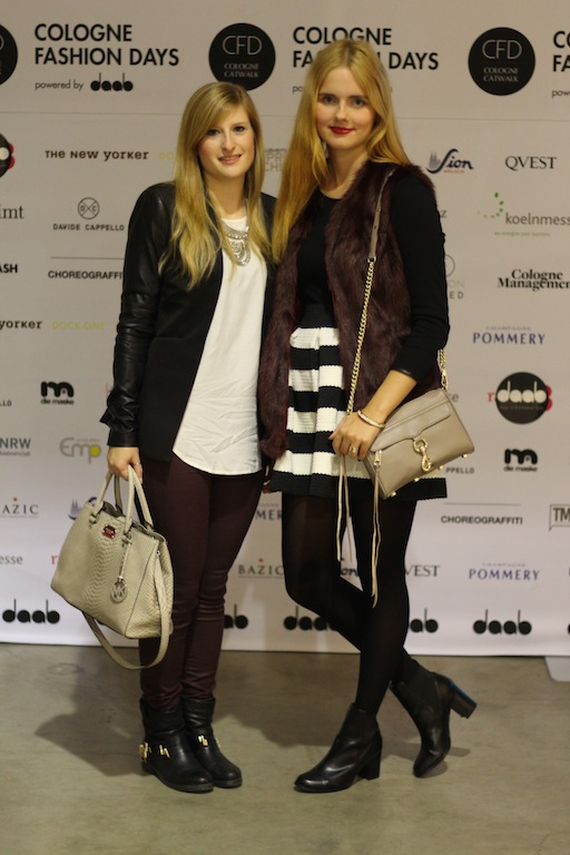 Cologne Fashion Days 2014 Brini und Julia Outfit