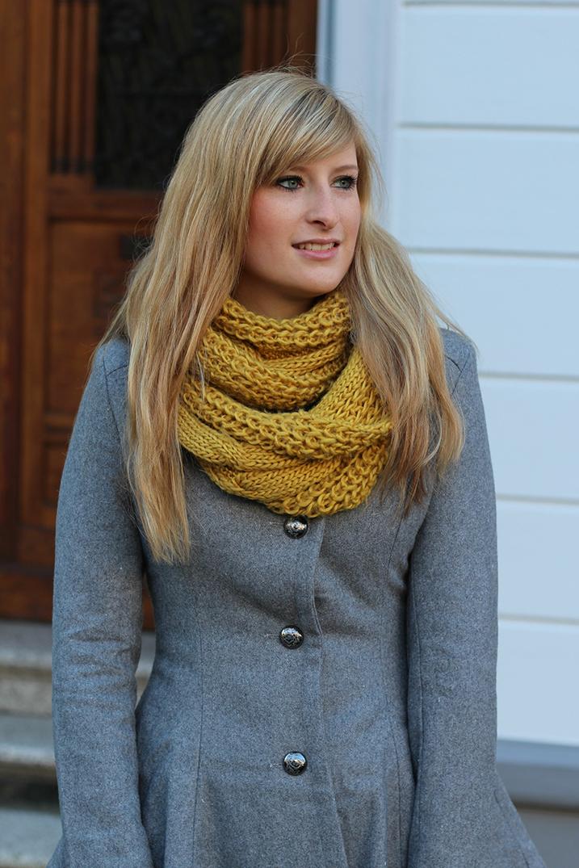 7 Details Rundschal Winterlook Fashionblogger