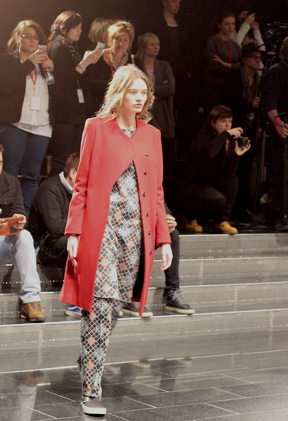 1. Kilian Kerner Fashion Show Herbst:Winter 2015 Show