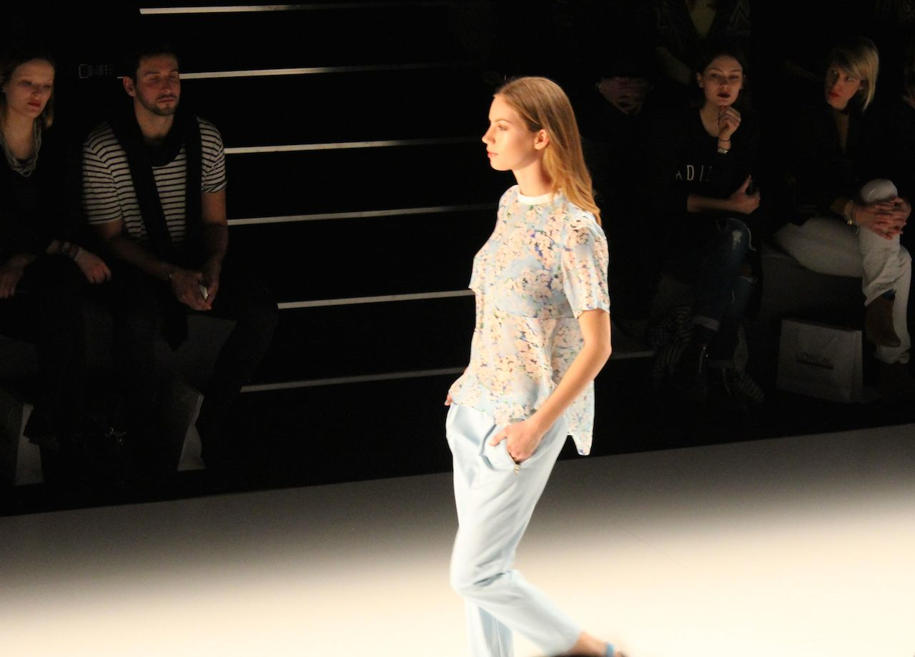 2 Charlotte Ronson Fashion Week Autum:Winter 2015