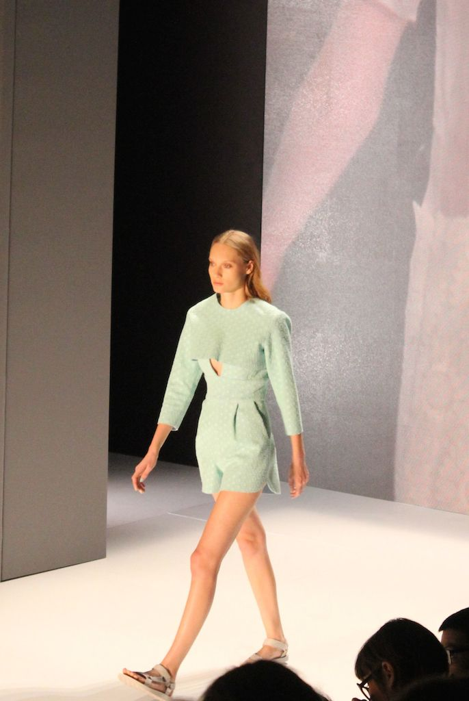 3 Charlotte Ronson Fashion Week Autum:Winter 2015