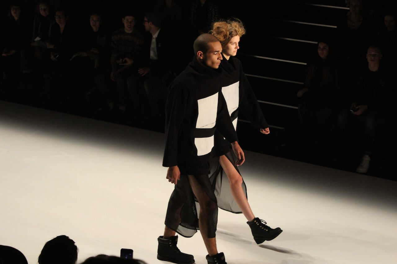 3 ODEUR Fashion Week Berlin Autumn:Winter 2015
