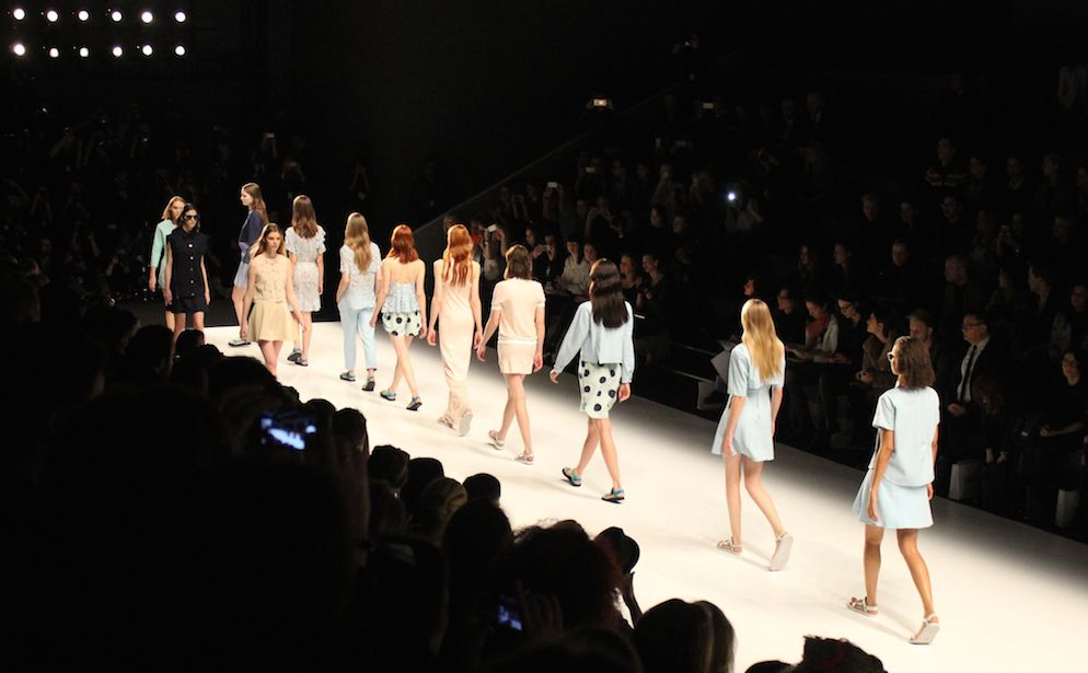 4 Charlotte Ronson Fashion Week Autum:Winter 2015 Finale