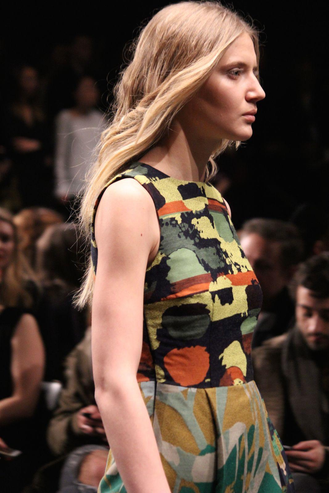 4 Kilian Kerner Fashion Show Herbst:Winter 2015 Show Model Detail