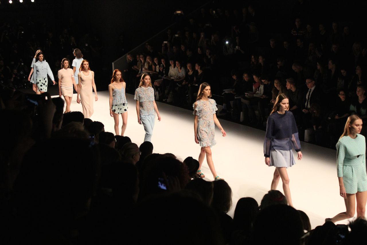 5 Charlotte Ronson Fashion Week Autum:Winter 2015 Finale