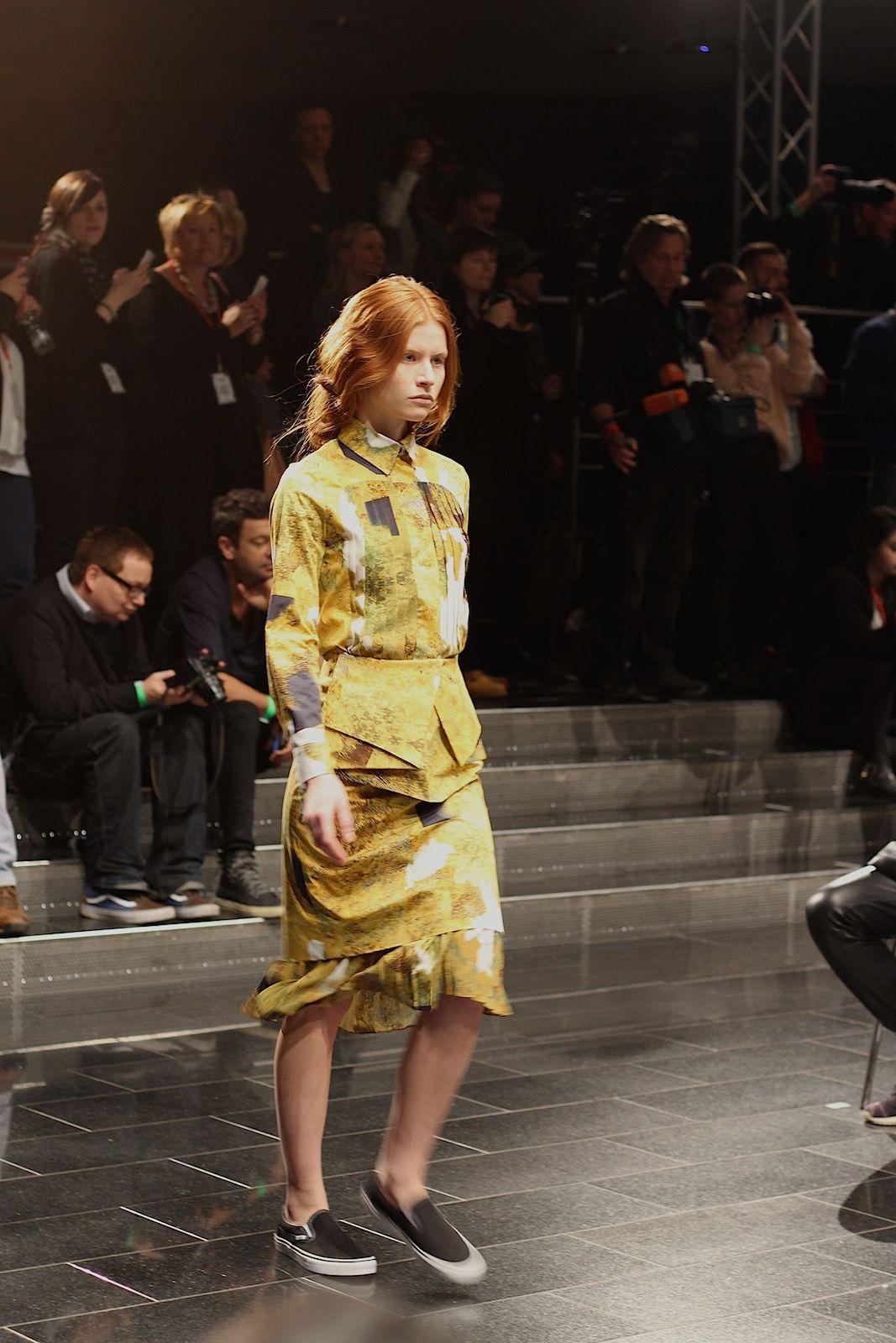 5 Kilian Kerner Fashion Show Herbst:Winter 2015 Show