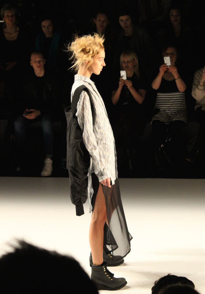 6 ODEUR Fashion Week Berlin Winter 2015 Show
