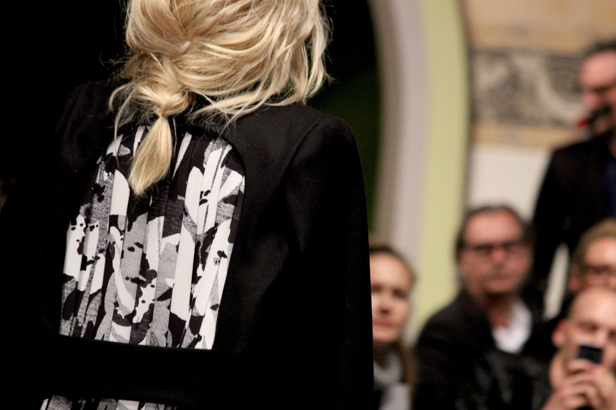7 Kilian Kerner Fashion Show Herbst:Winter 2015 Show Details Haare