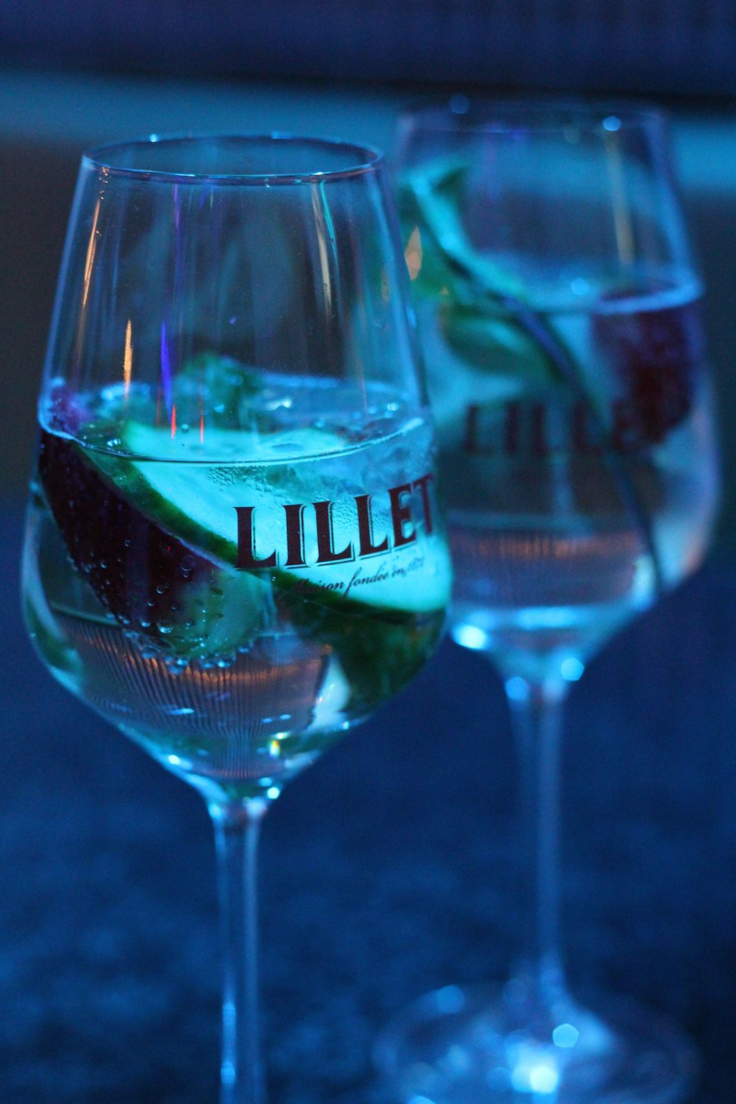 Kilian Kerner Fashion Show Party Lillet Detals