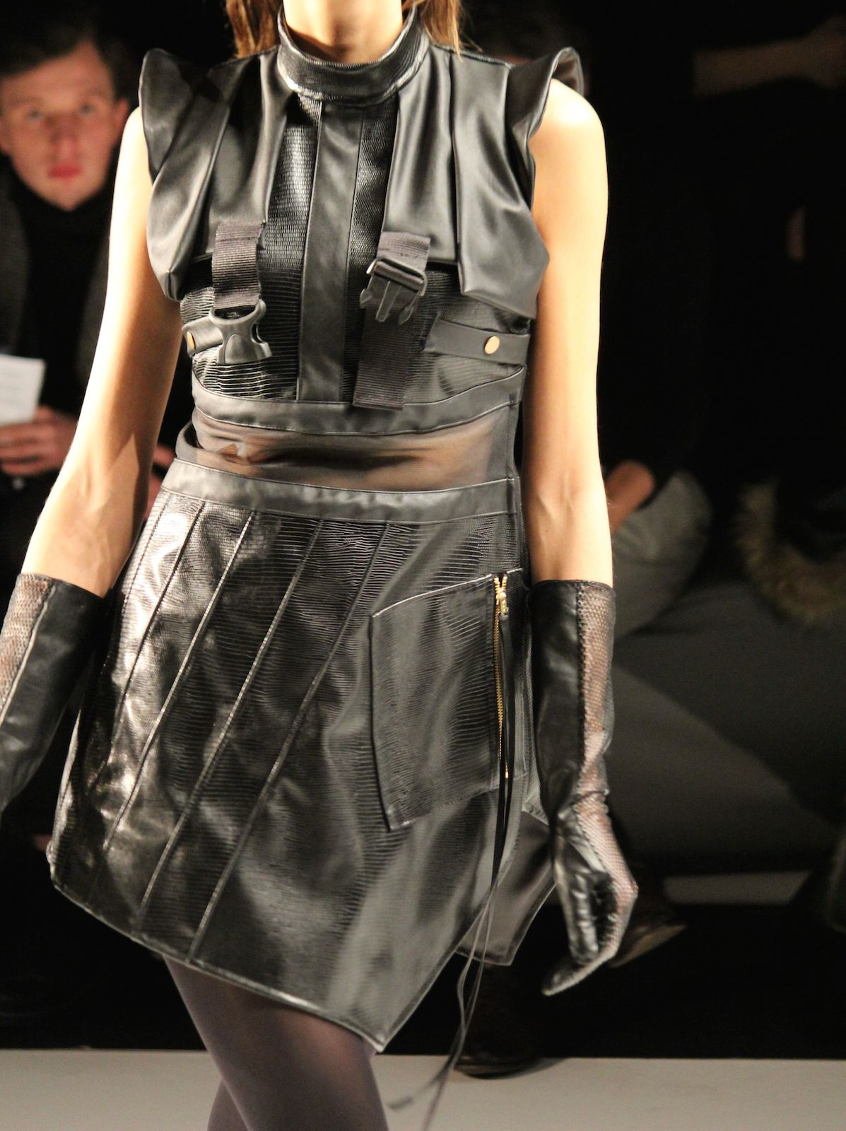 Berlin Fashion Week Autumn:Winter 2015 Detail Show Pearly Wong