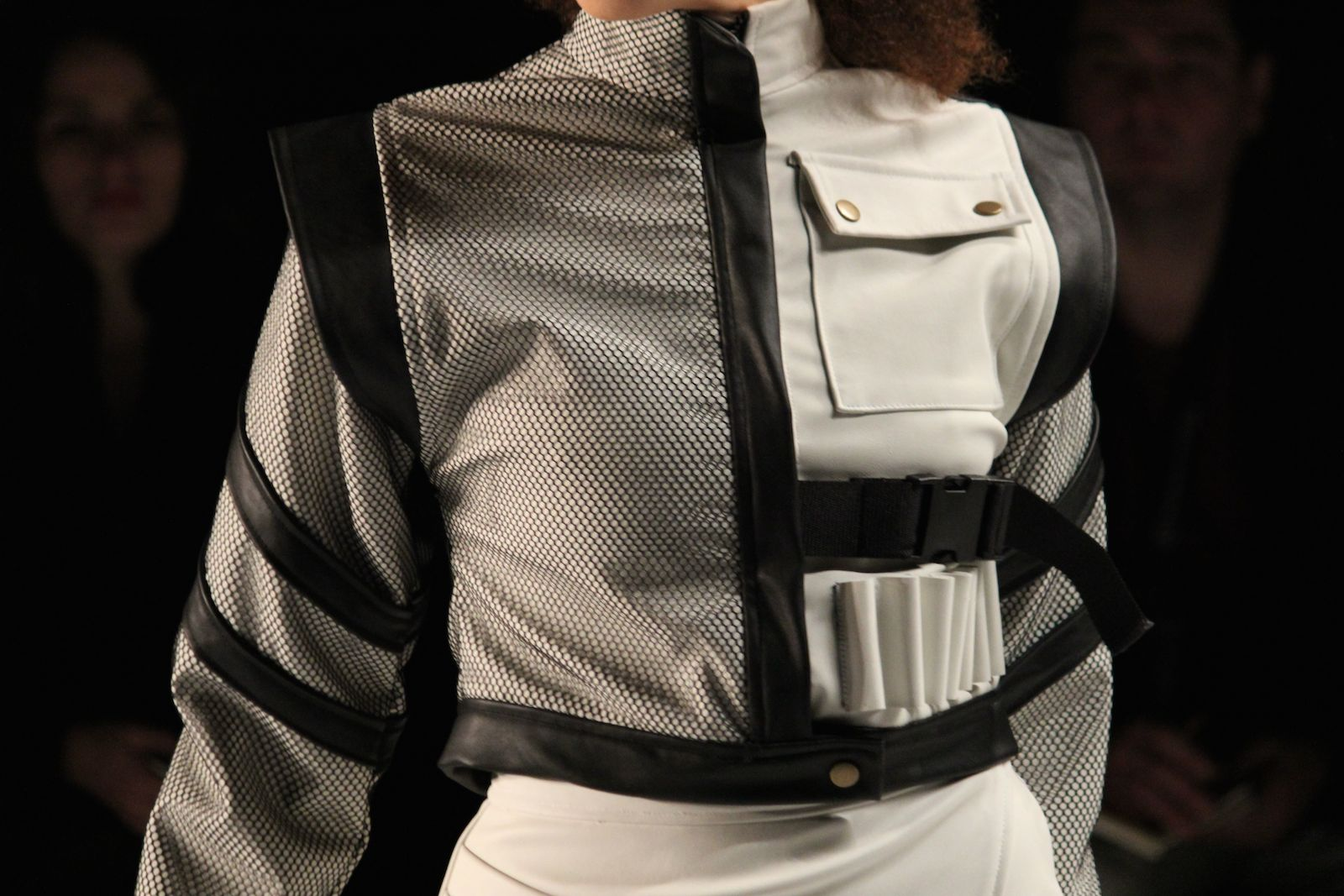 Pearly Wong Fashion Week Autumn:Winter 2015 Details Jacke