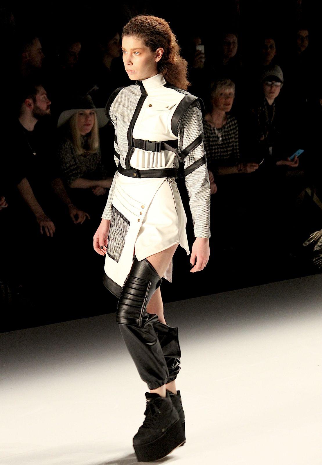 Berlin Fashion WeekPearly Wong Autumn:Winter 2015