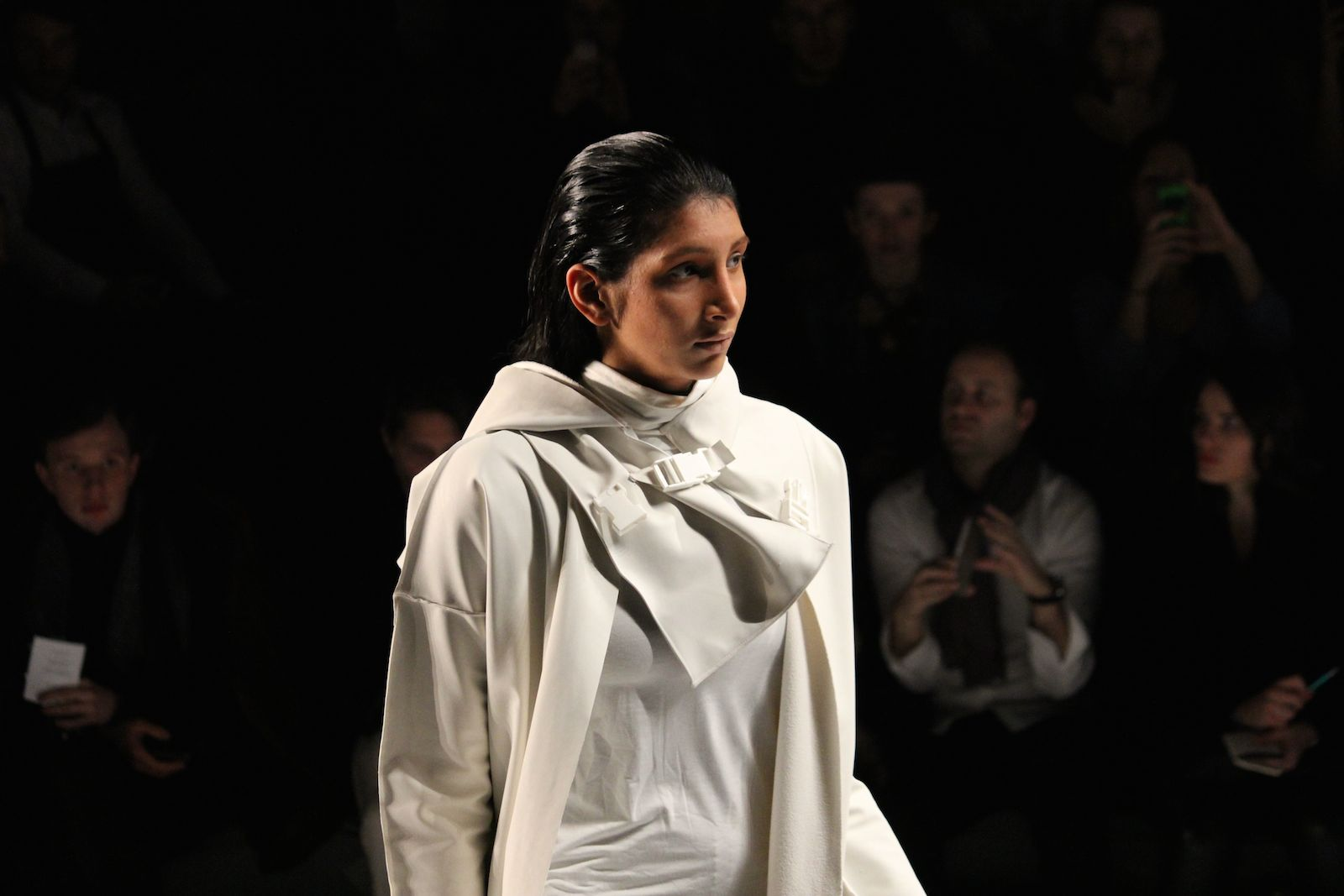 Pearly Wong Fashion Week Details