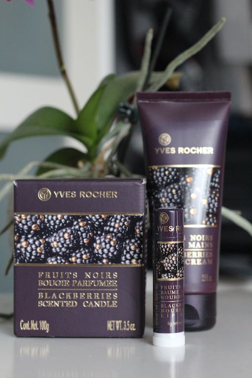 Yve Rocher Blackberries Beautyblog