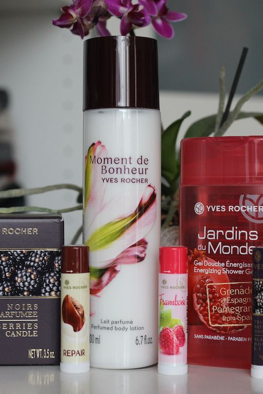 Yves Rocher Beauty Produkte Lotion
