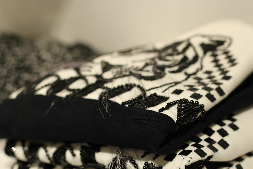 1 Marc Cain & GRAZIA Shop Event Modeblog Pullover
