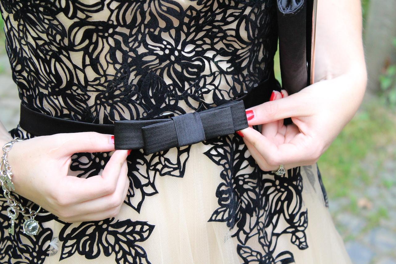 1.Kleid Schleife Details ModeblogJPG