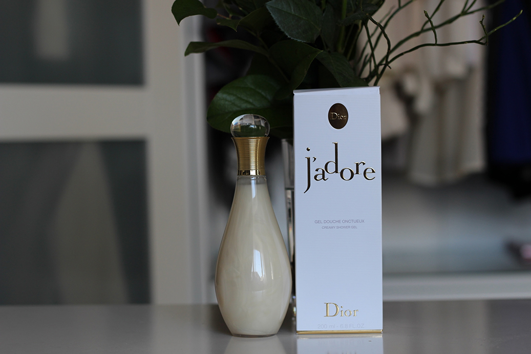 2 Shower Gel Dior J'adore Beautyblog