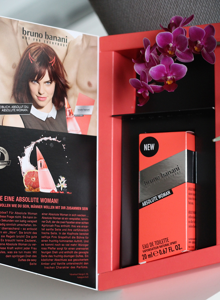3 Bruno Banani Absolute Woman Test Beatyblog Verpackung