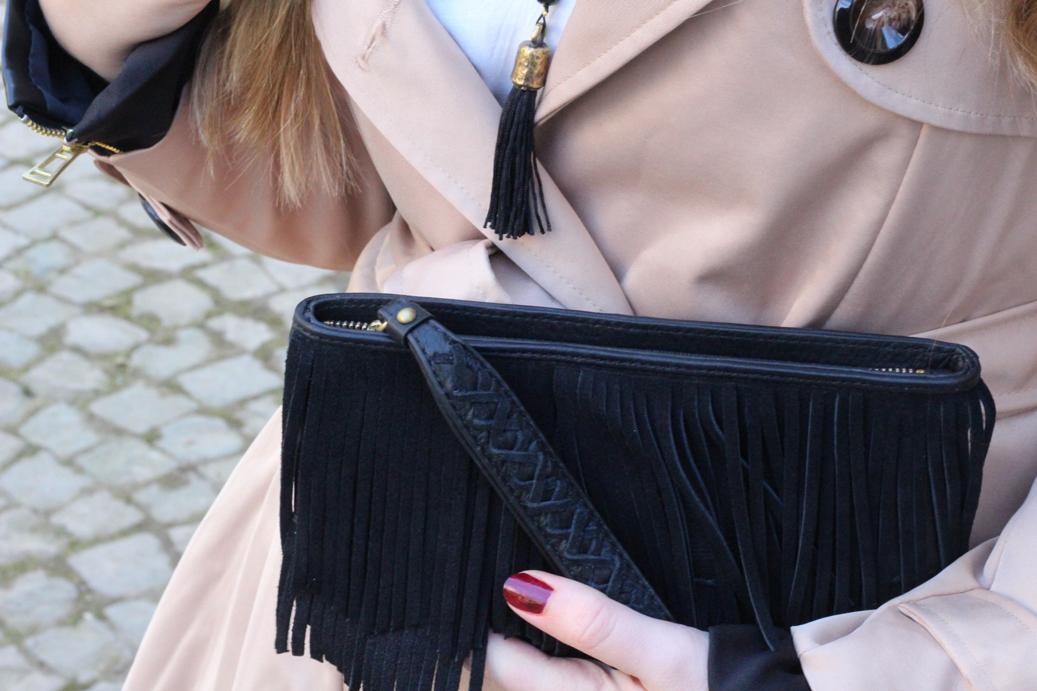 6 Streetstyle Trenchcoat Paris Fashion Blog Fransentasche