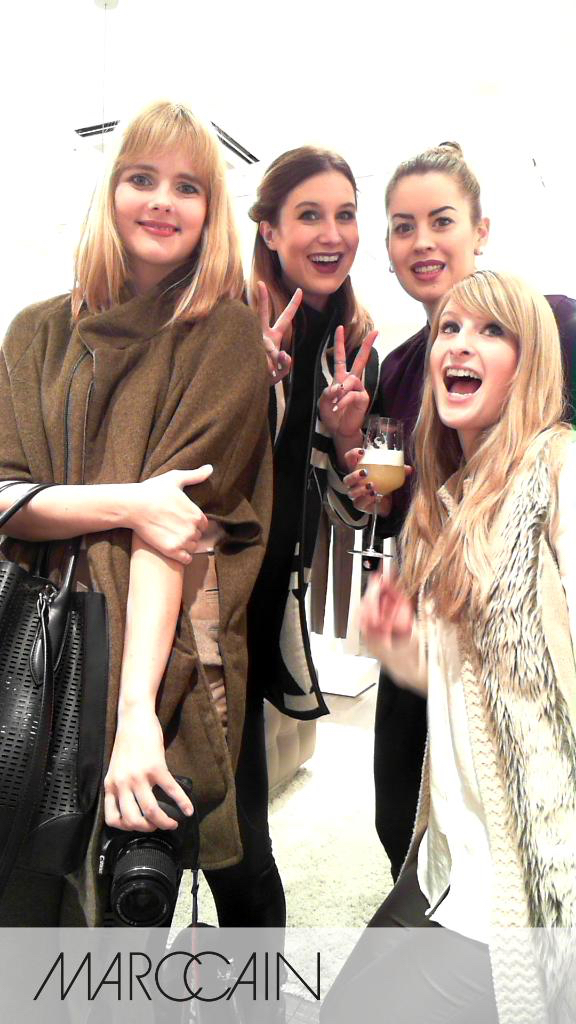 92 Marc Cain Shop Event Köln Fashion Blog Bloggerinnen