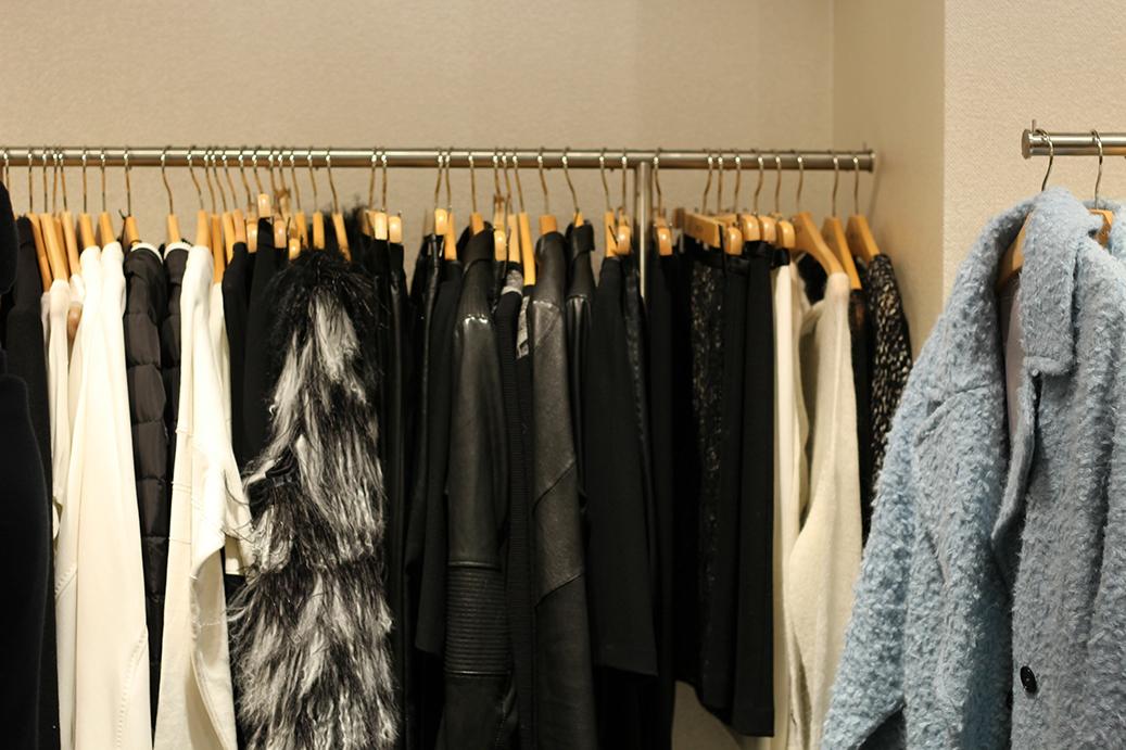 94 Marc Cain Shop Event Köln Fashion Blog Felljacke