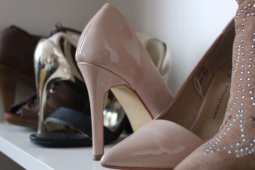 2 Pumps pastell High Heels Modeblog