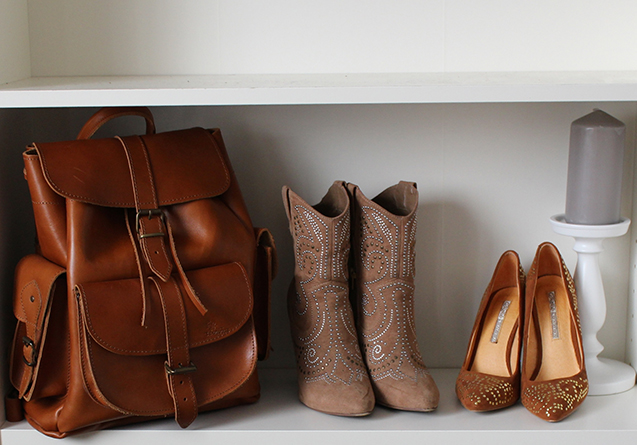 Eine Frau hat nie genug Schuhe | Schuhschrank Einblicke