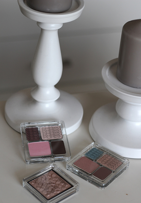 6 Catrice Nude Purism Limited Edition Eyeshadow rosa braun