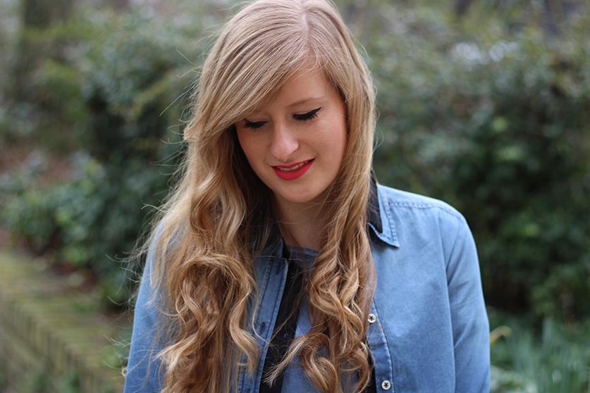 8 Denim on Denim Modeblog Köln Jeans mit Jeans kombinieren Outfit