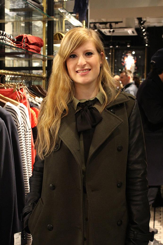 92 Scotch & Soda Store Eröffnung Düsseldorf Outfit Modeblog