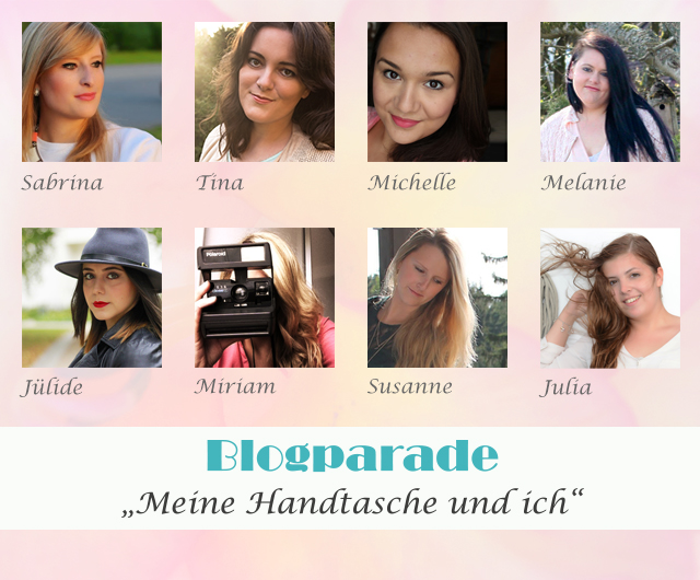 Blogparade Handtasche