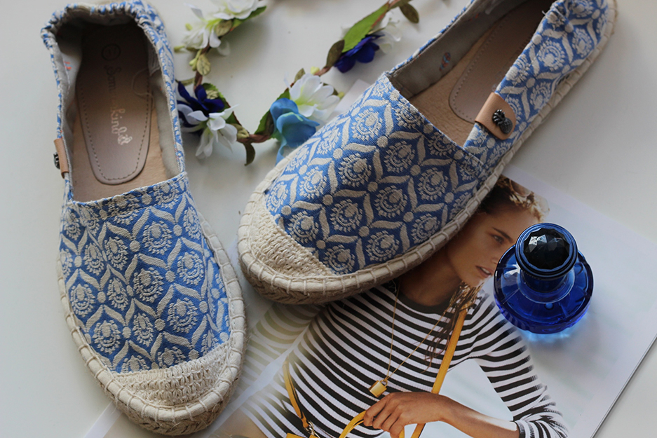 1 Sommertrend 2015 Espadrilles Fashion