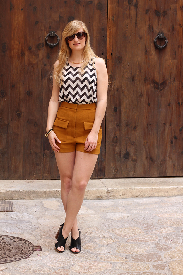 5 Mallorca style Urlaub Sommer Outfit Fashion Blog Köln