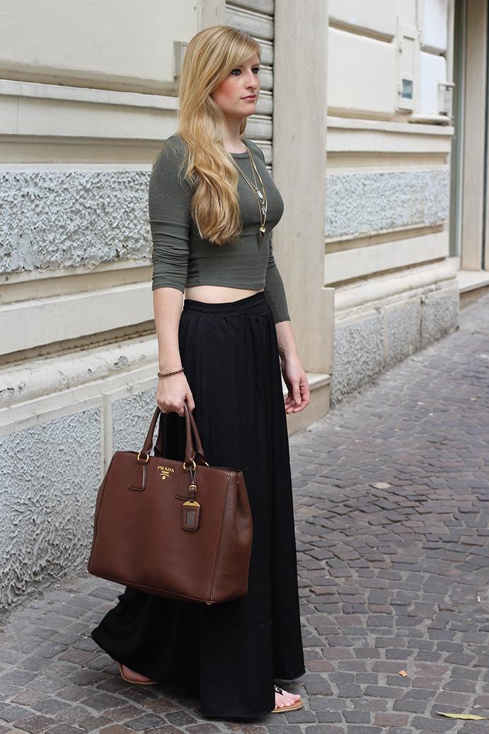 8 blog fashion Prada Tasche streetstyle Salerno Italien ootd