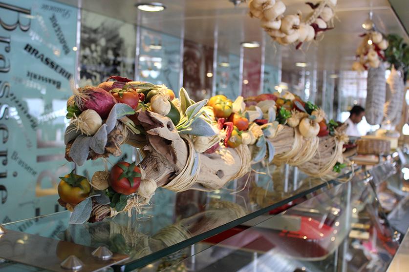 9 MSC Kreuzfahrt Mittelmeer Erfahrungen Buffet Essen
