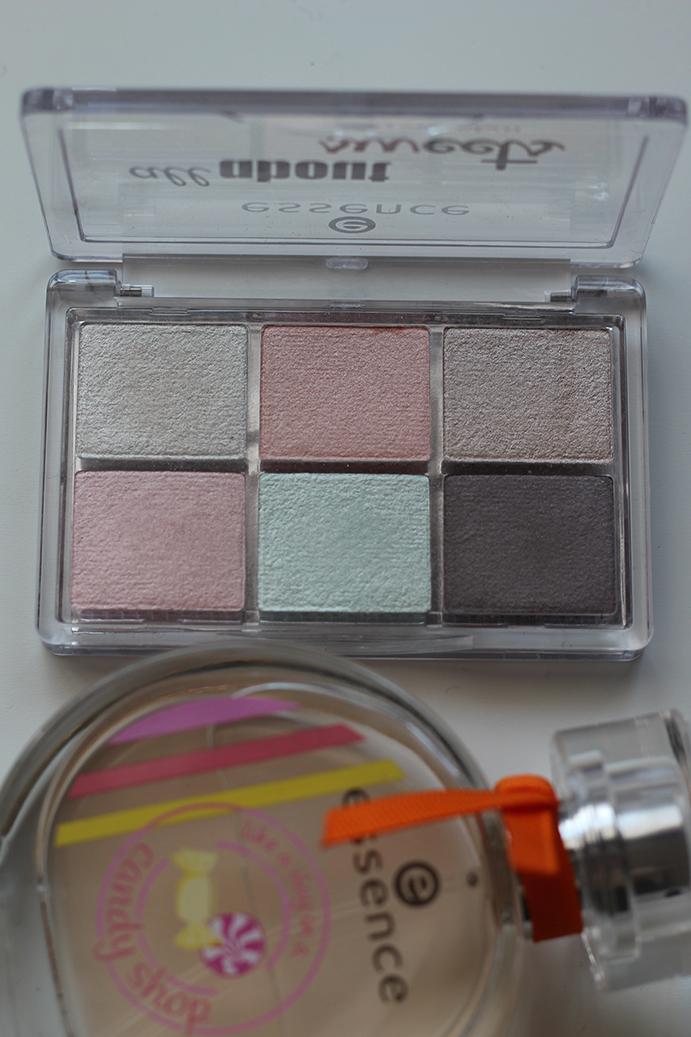 Essence Lidschatten und Parfüm Candy Shop Beauty Test