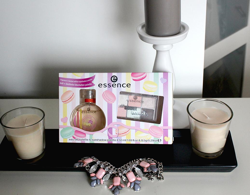 Essence Parfüm Lidschatten Candy Shop Beauty Blog Köln