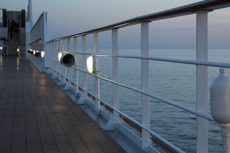 MSC Kreuzfahrt Review Erfahrungsbericht Schiff