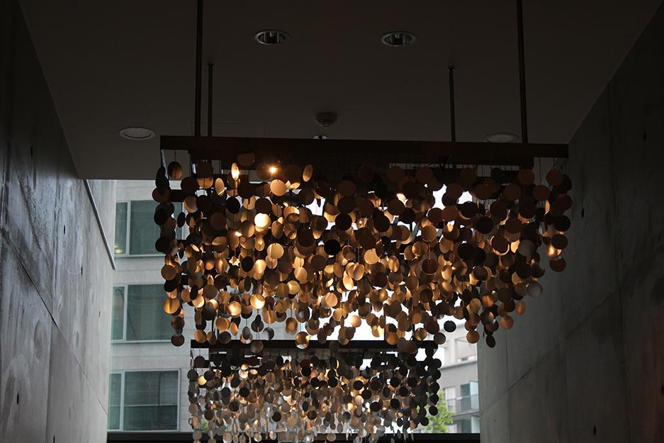 1 Radisson Blu Frankfurt Hotel Lobby Lampe
