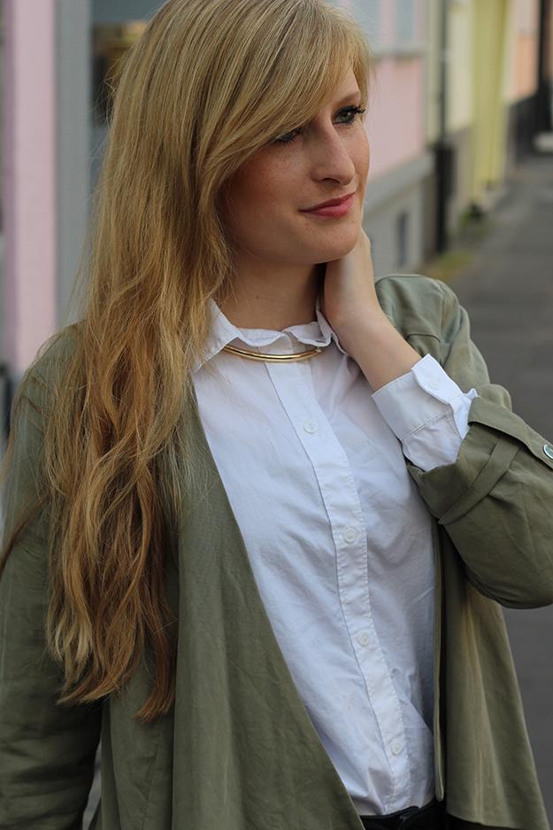 2 ootd Modeblog Köln Sommerlook weiße Bluse