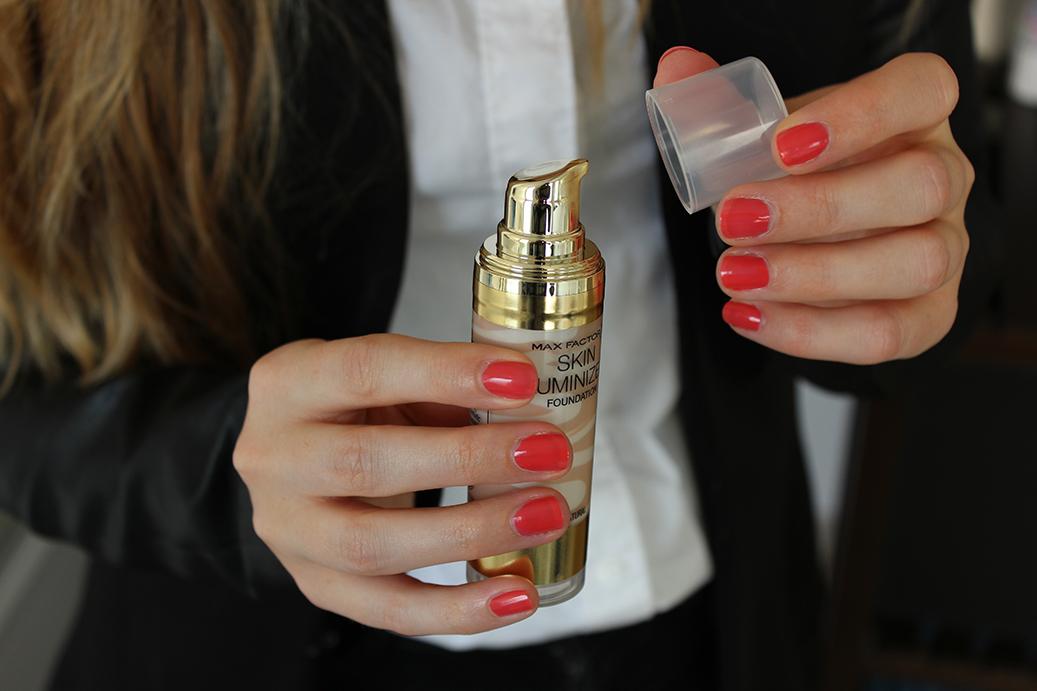 3 Make up von Max Factor Sommer schminke beauty blog