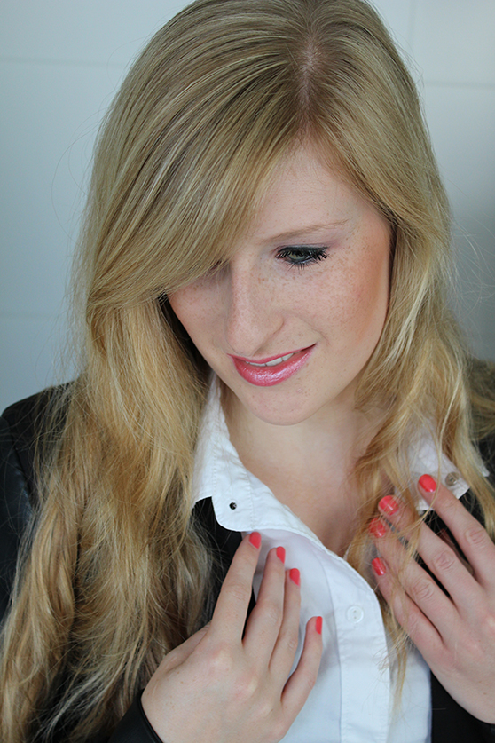 9 Max Factor Make up Sommer Look rosa Beauty blog Köln