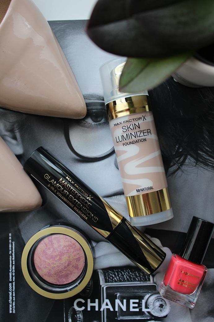 91 Blush Mascara Nagellack rosa Max Factor Blog Köln