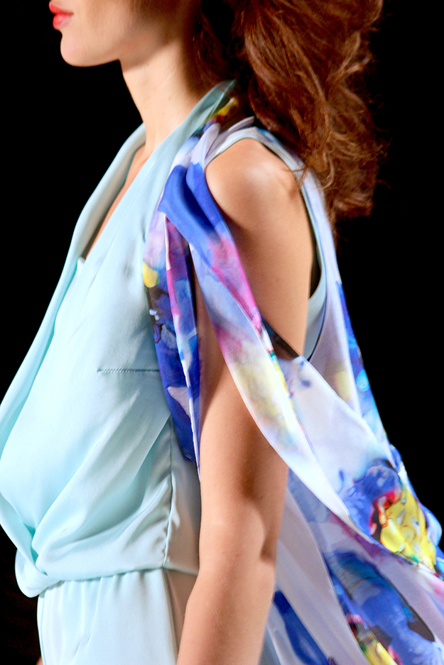 Anja Gockel Fashionshow Amelia Fashion Week Juli 2015 08