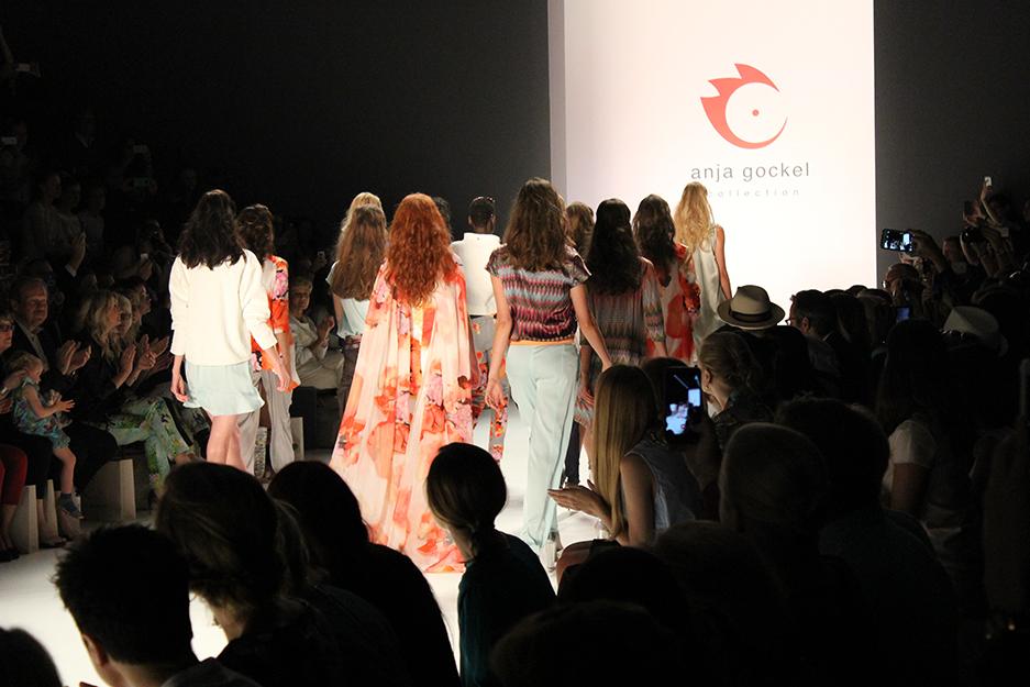 Anja Gockel Fashionshow Amelia Fashion Week Juli 2015 Finale 17