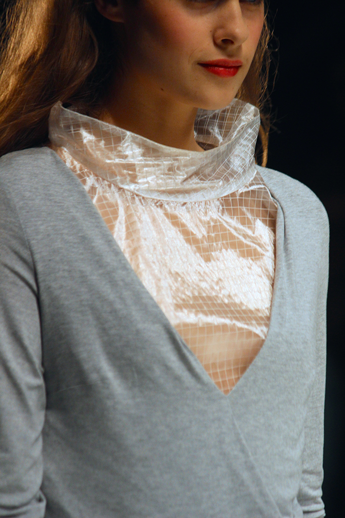 Anja Gockel Fashionshow Amelia Fashion Week Juli 2015 futuristisch 06